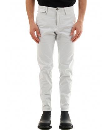 Pantaloni Chino Grigi