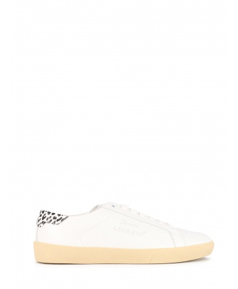 Sneakers basse Court bianco