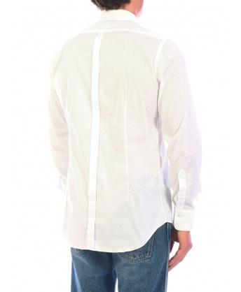 Camicia Cotone Bianco
