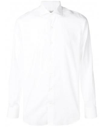 Camicia in Cotone Bianco
