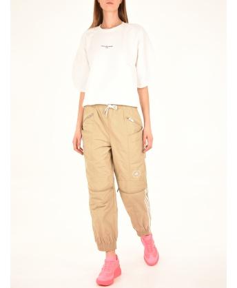 Pantaloni sportivi June beige