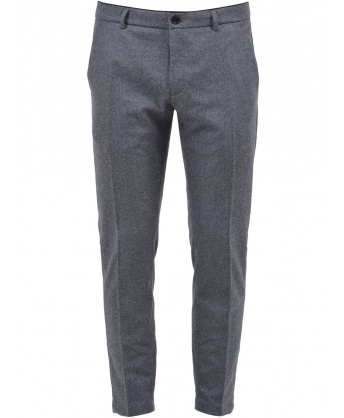 Fleece Slim-Fit Trousers
