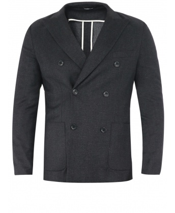 Double-breasted jacket