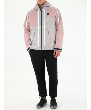 Two-in-one windproof jacket