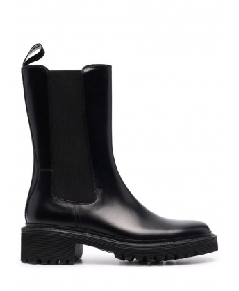 Gaelle leather boots