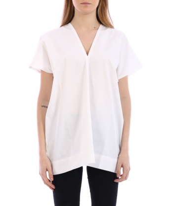 Cotton Blouse White