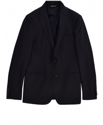 Black Wool Jacket