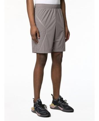 Technical fabric shorts