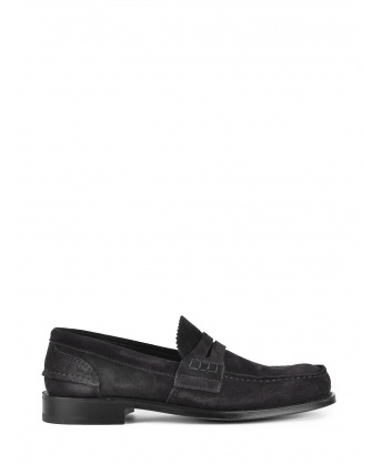 Blue Pembrey loafer