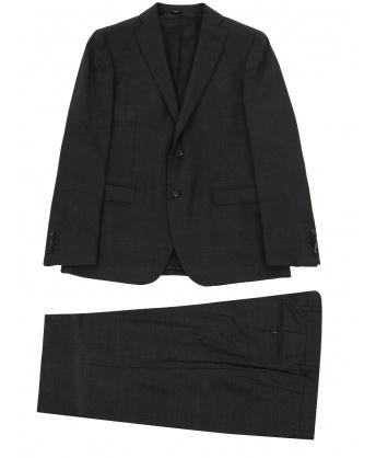 Wool suit gray
