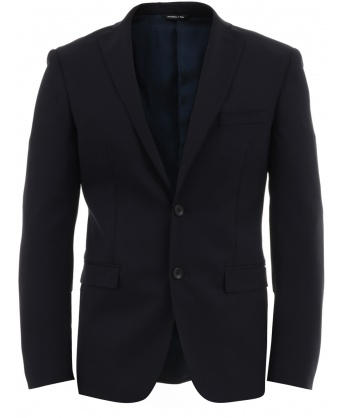 Blue Wool Jacket