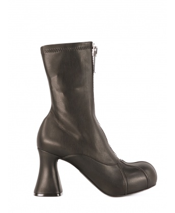 Black Duck City ankle boots