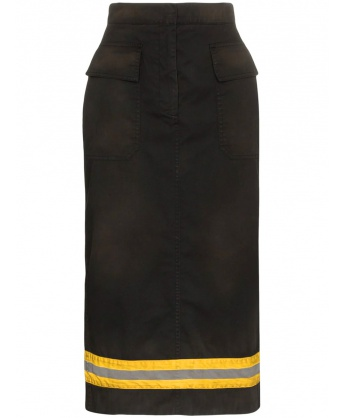 Skirt with Reflective Band