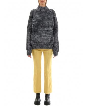 Melange Gray Pullover