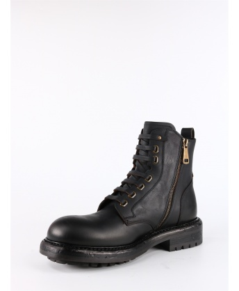 Cowhide Ankle boot