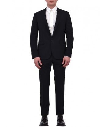 Black Two Piece Suit