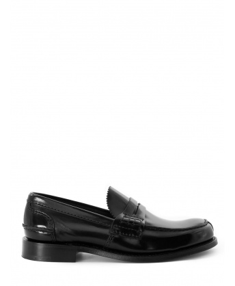 Mocassin Tunbridge Black