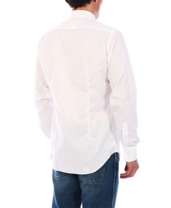 Cotton Shirt White