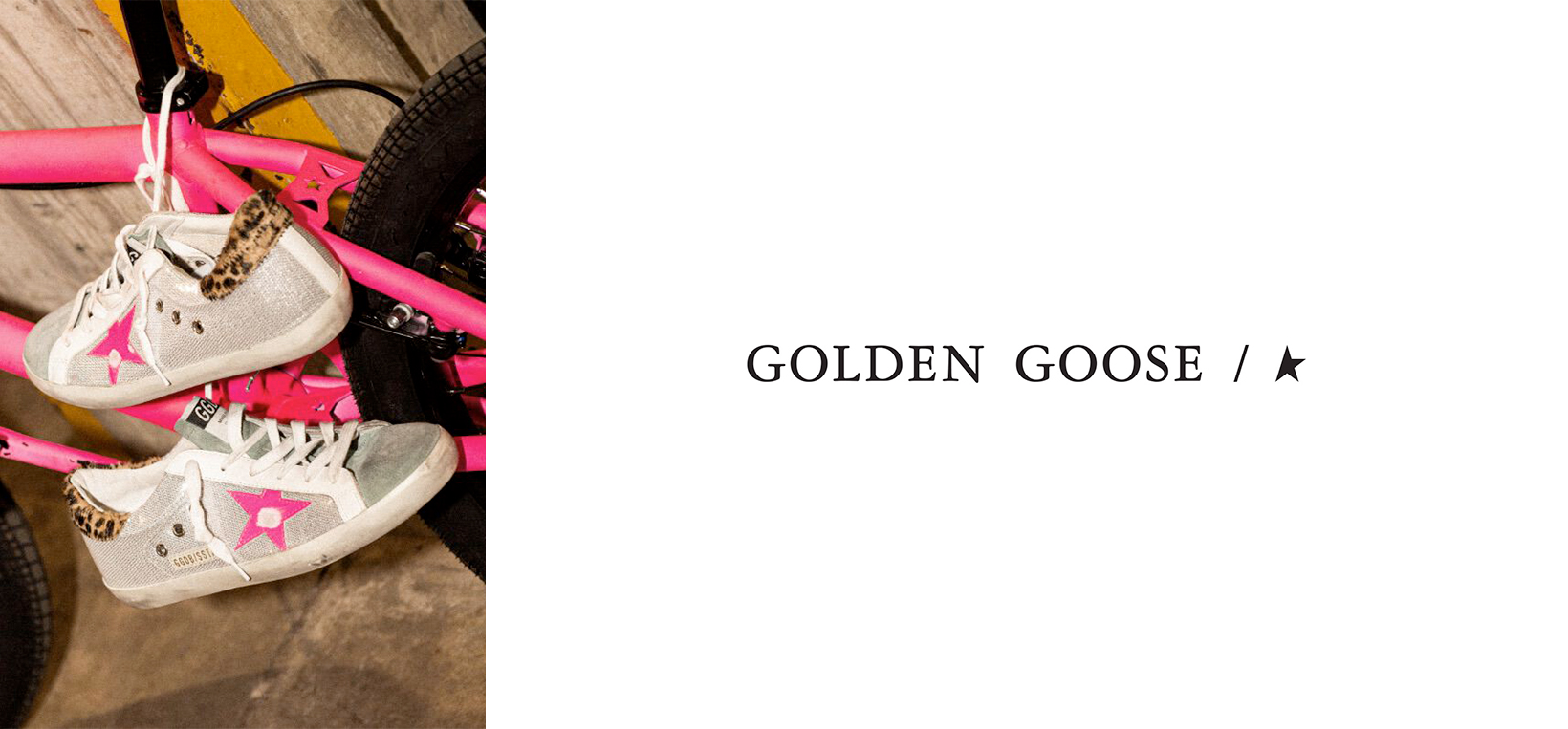 GOLDEN GOOSE - Women - Leam Roma