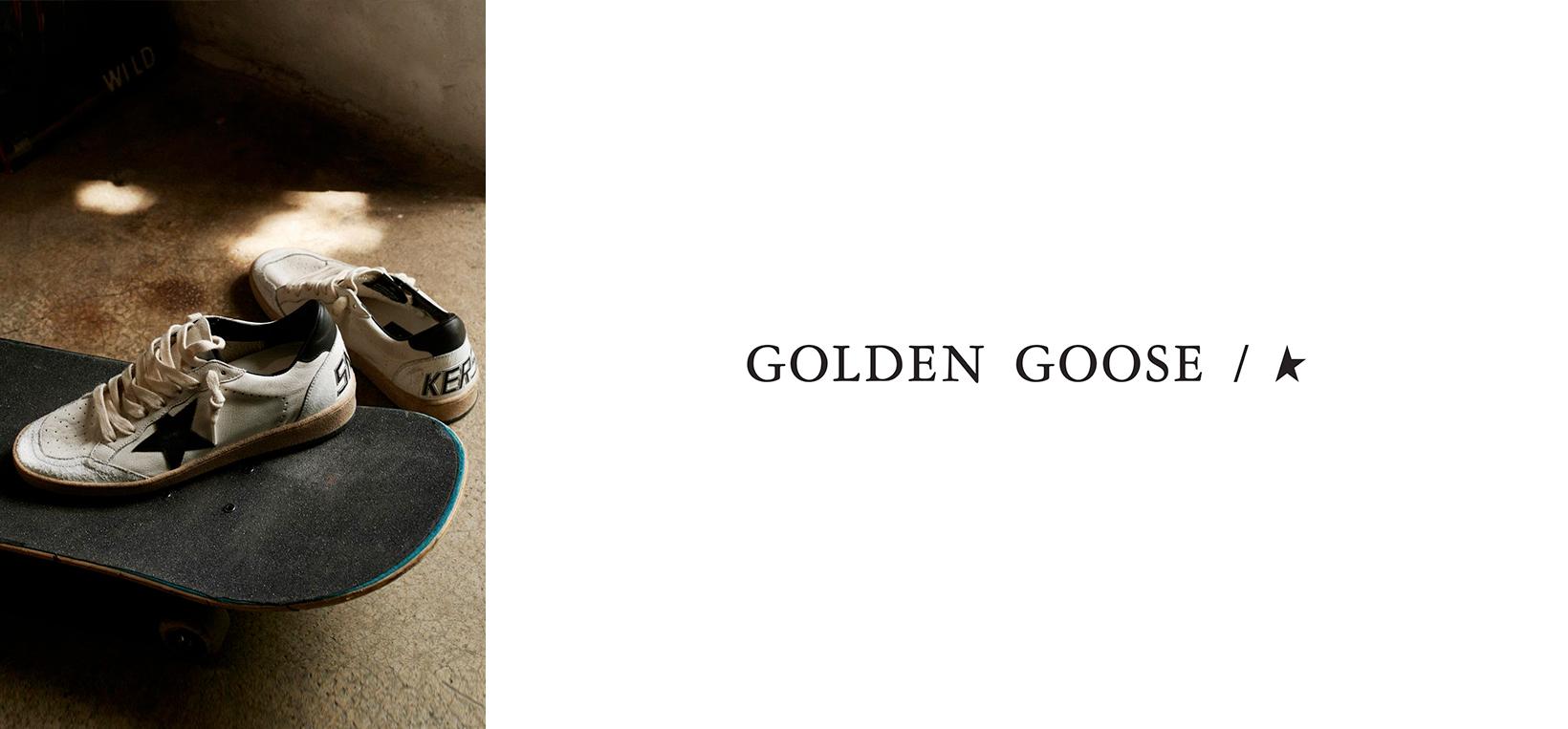 GOLDEN GOOSE - Uomo - Leam Roma