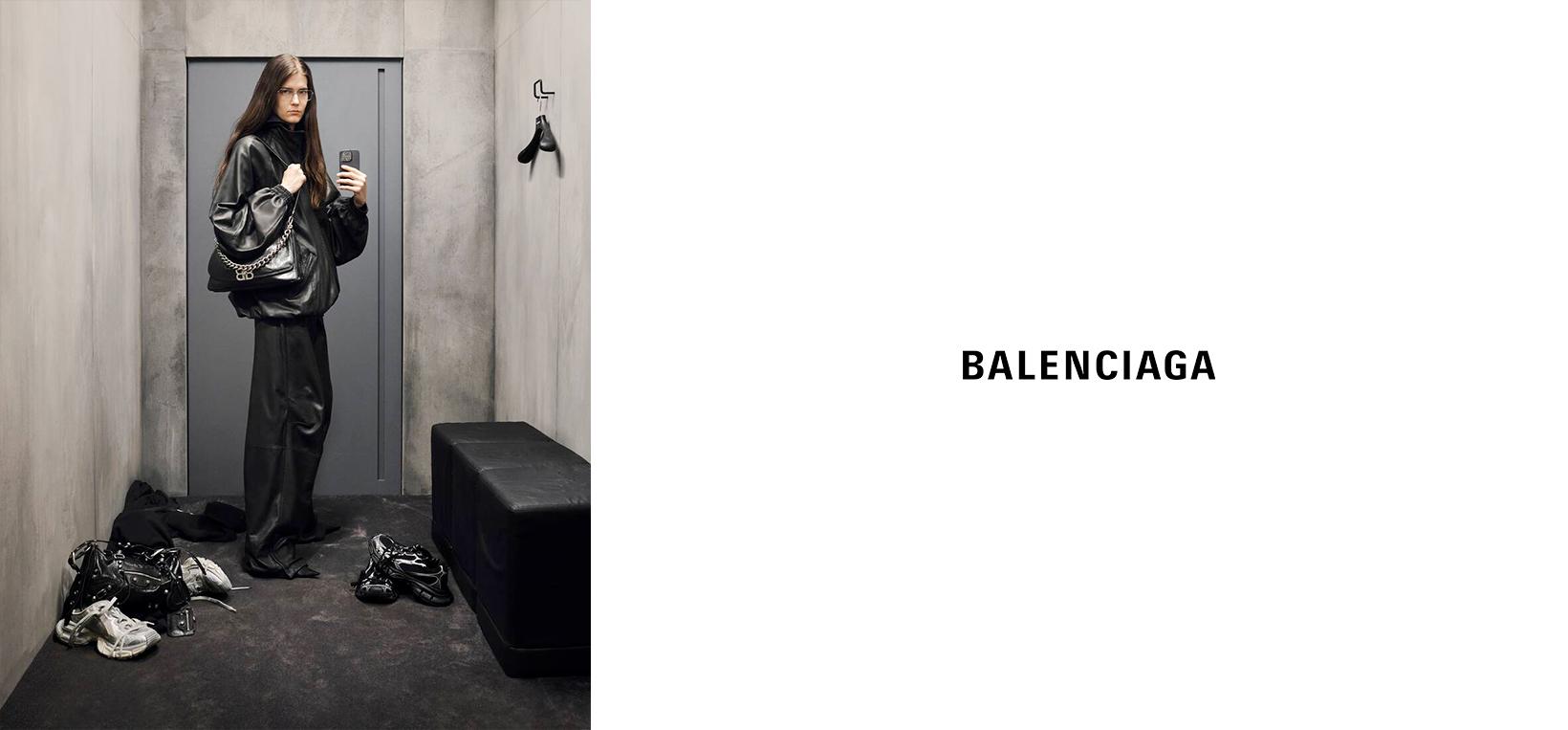 BALENCIAGA - Women - Leam Roma