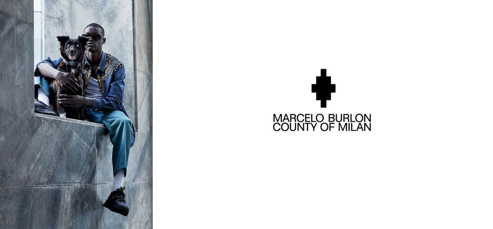 MARCELO BURLON - Uomo - Leam Roma