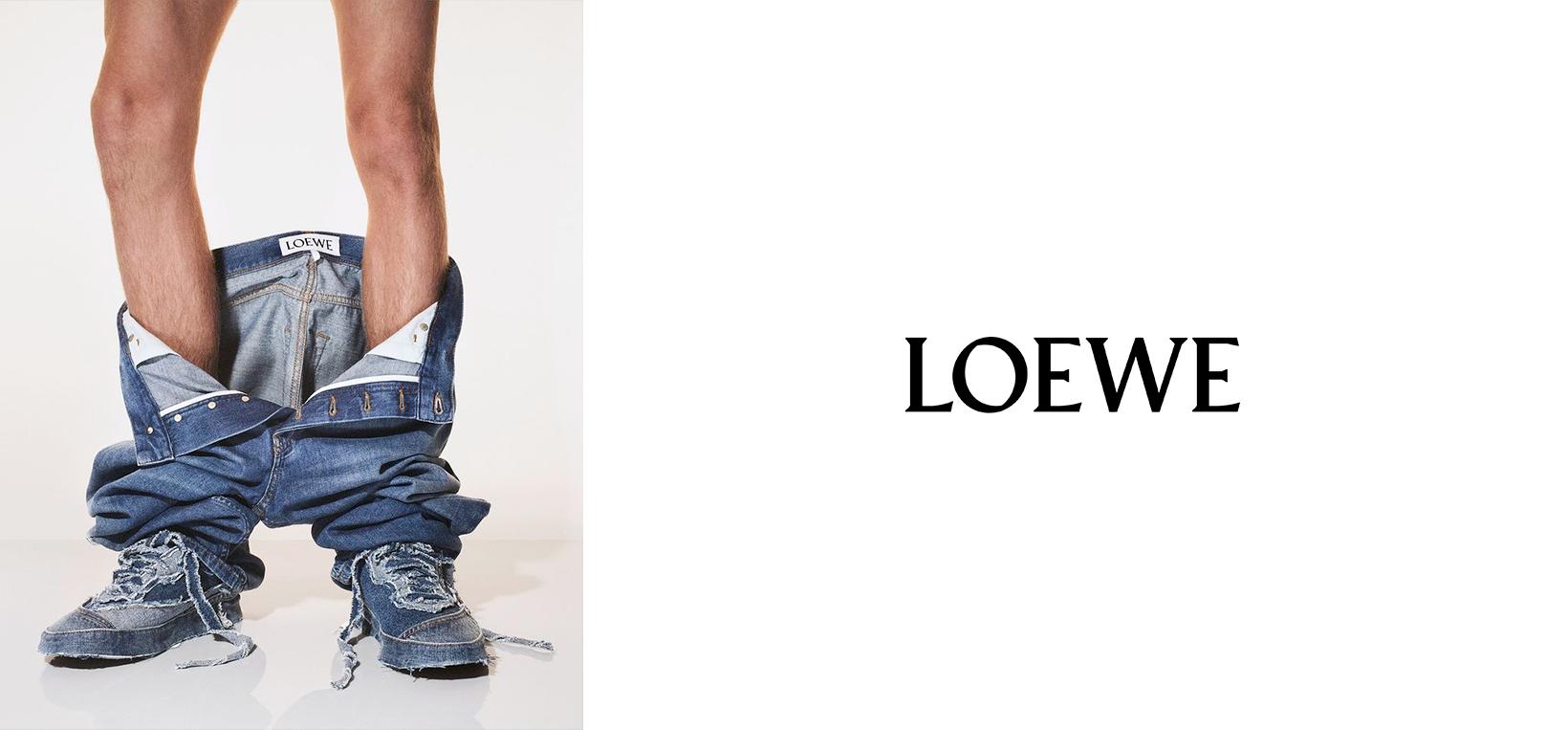 LOEWE - Men - Leam Roma