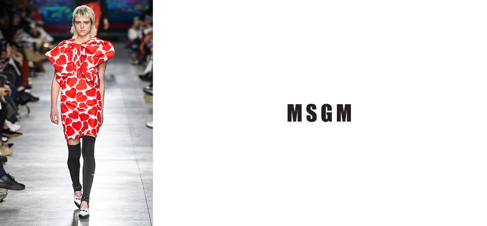 MSGM - Donna - Leam Roma