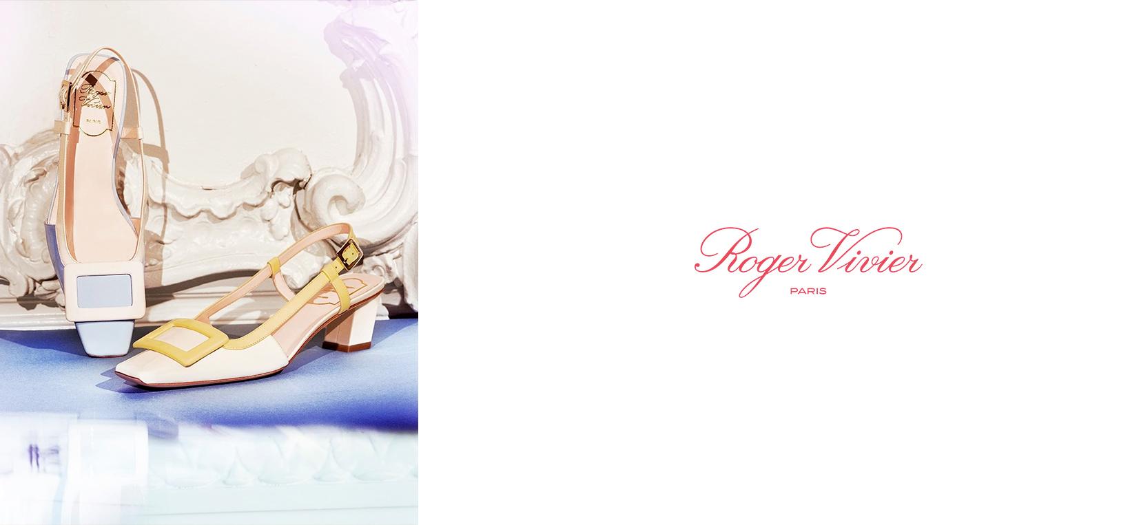 ROGER VIVIER - Women - Leam Roma