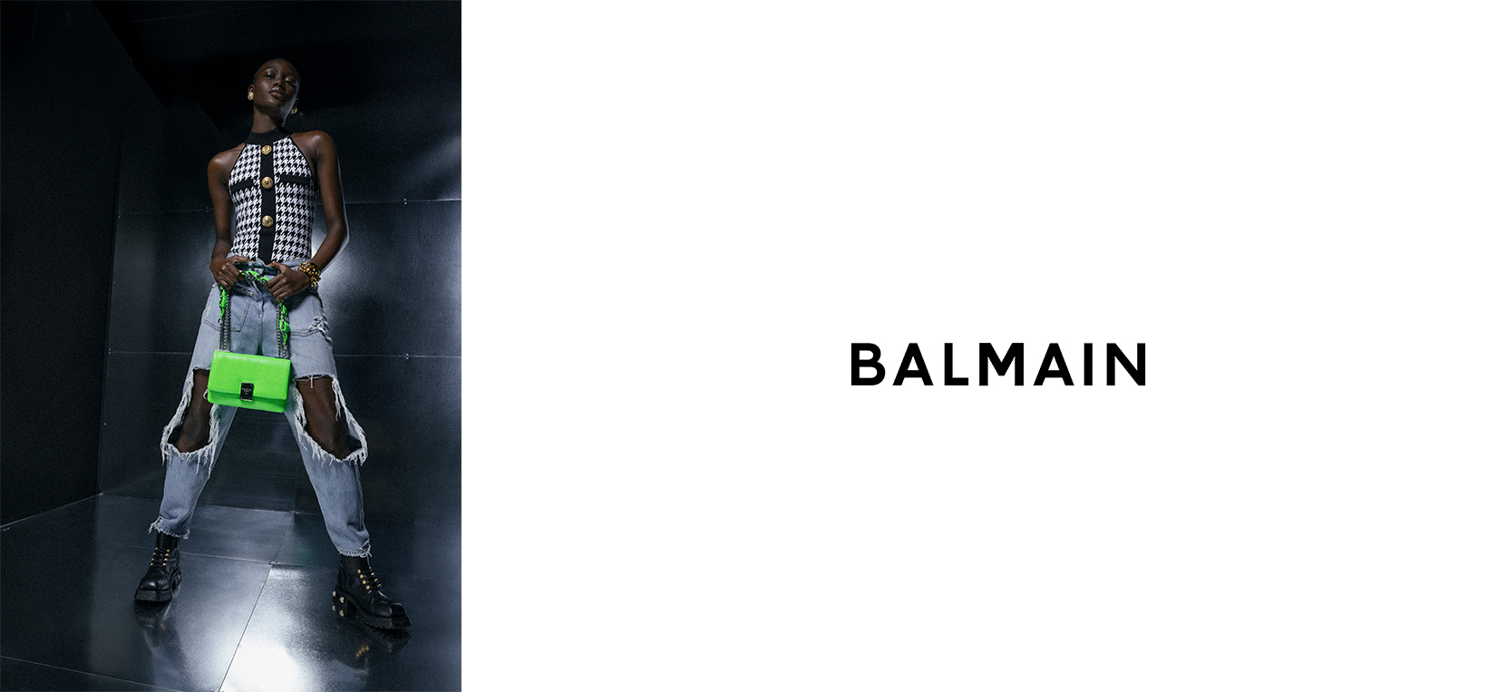 BALMAIN - Women - Clothing - BODYSUITS - Leam Roma