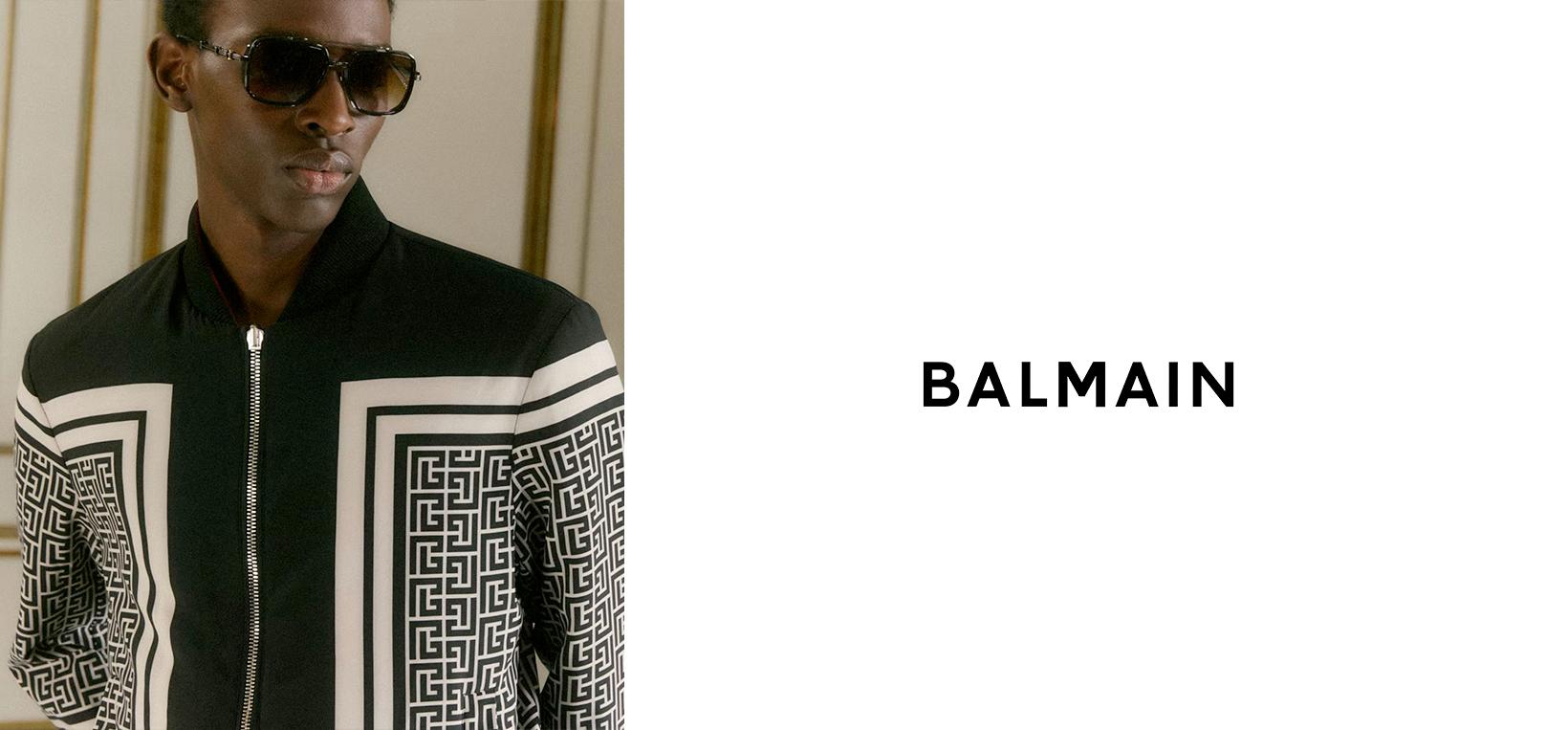 BALMAIN - Men - Leam Roma