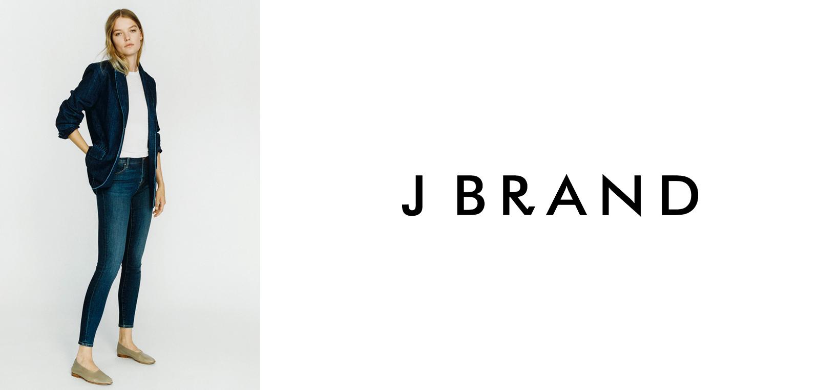 J. BRAND - Women - Leam Roma