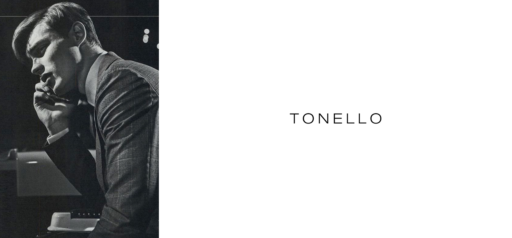 TONELLO - Men - Clothing - JACKETS - Leam Roma