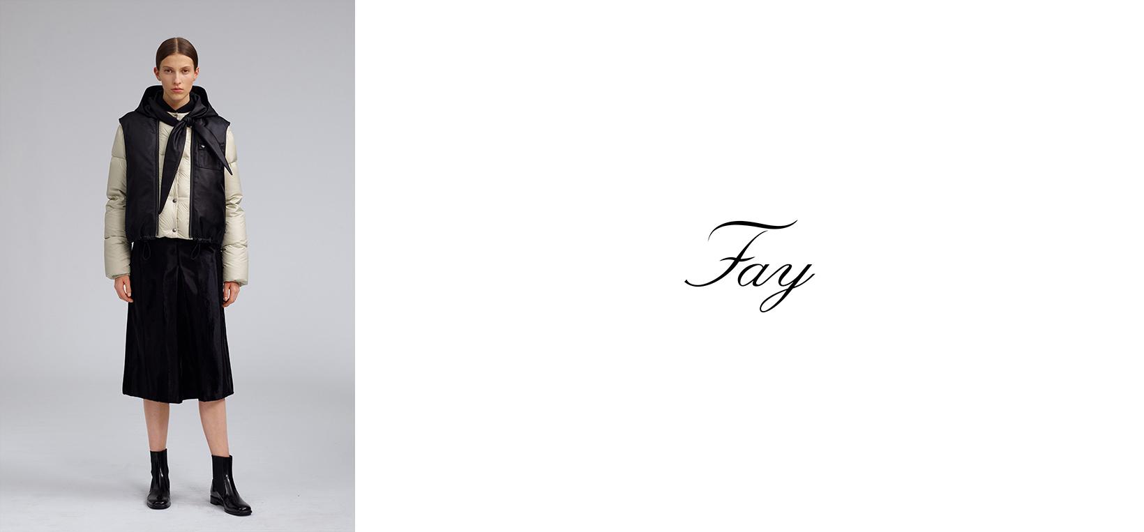 FAY - Women - Leam Roma