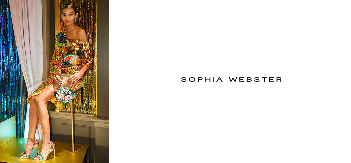 SOPHIA WEBSTER - Women - Leam Roma