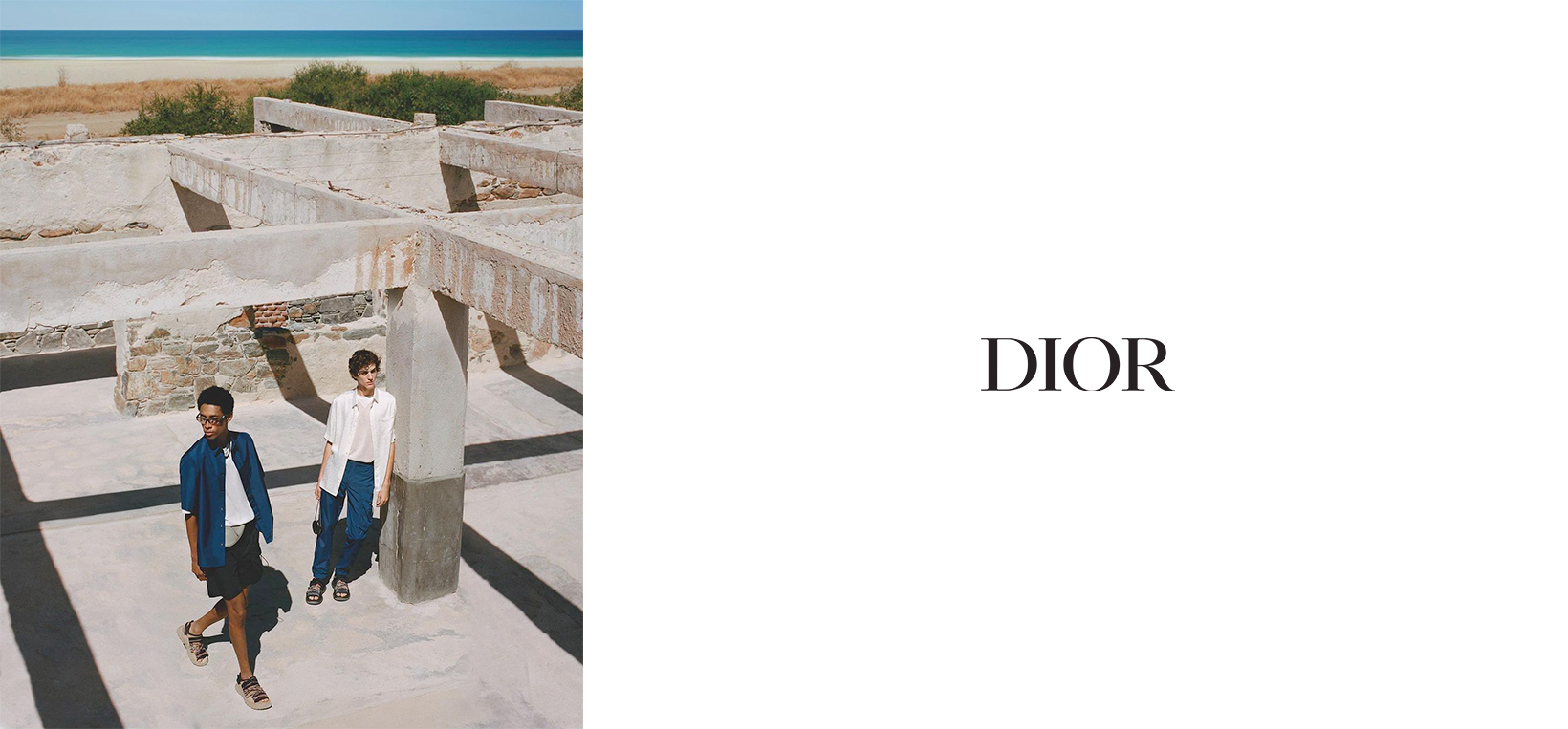 DIOR HOMME - Men - Clothing - SHIRTS - Leam Roma