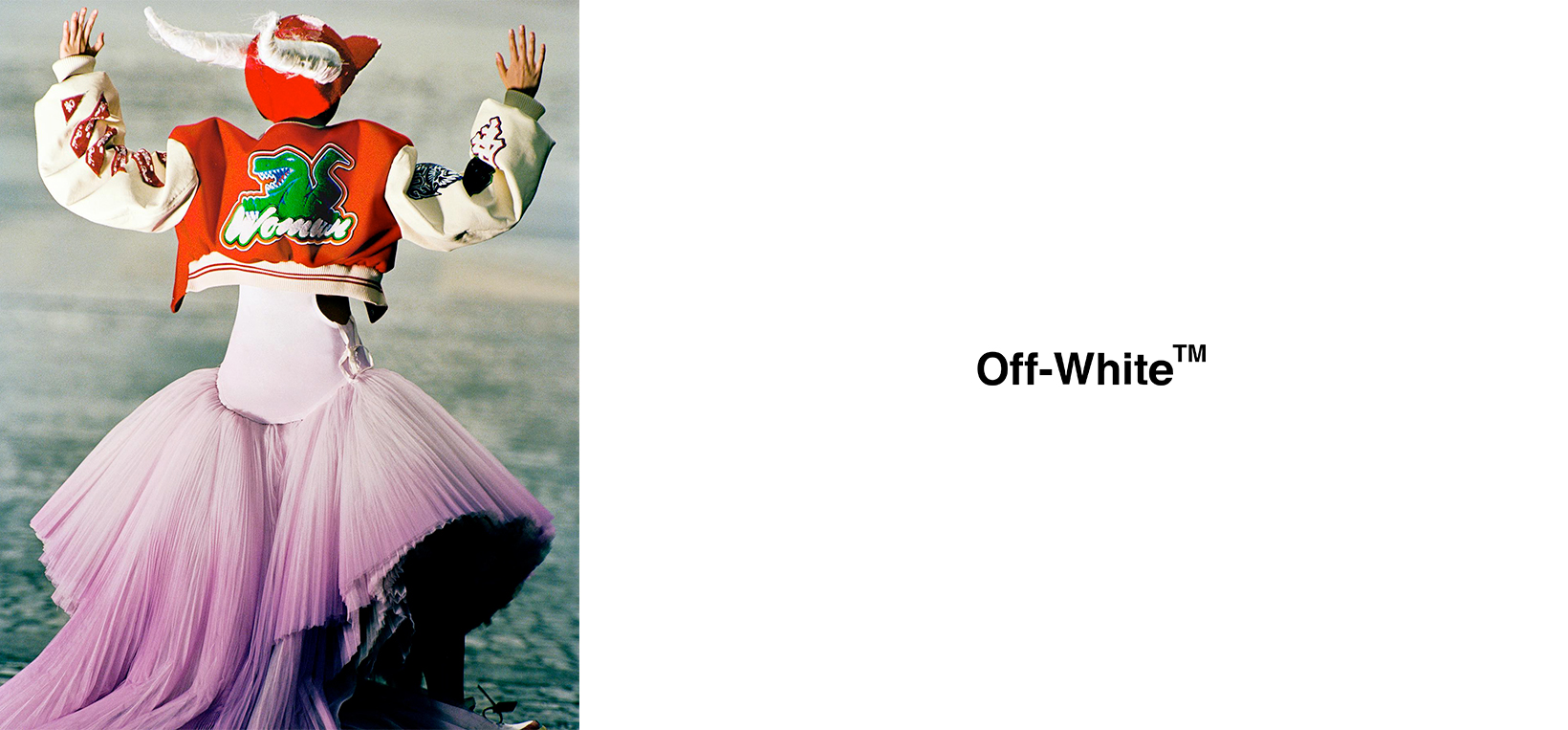 OFF WHITE - Women - Leam Roma