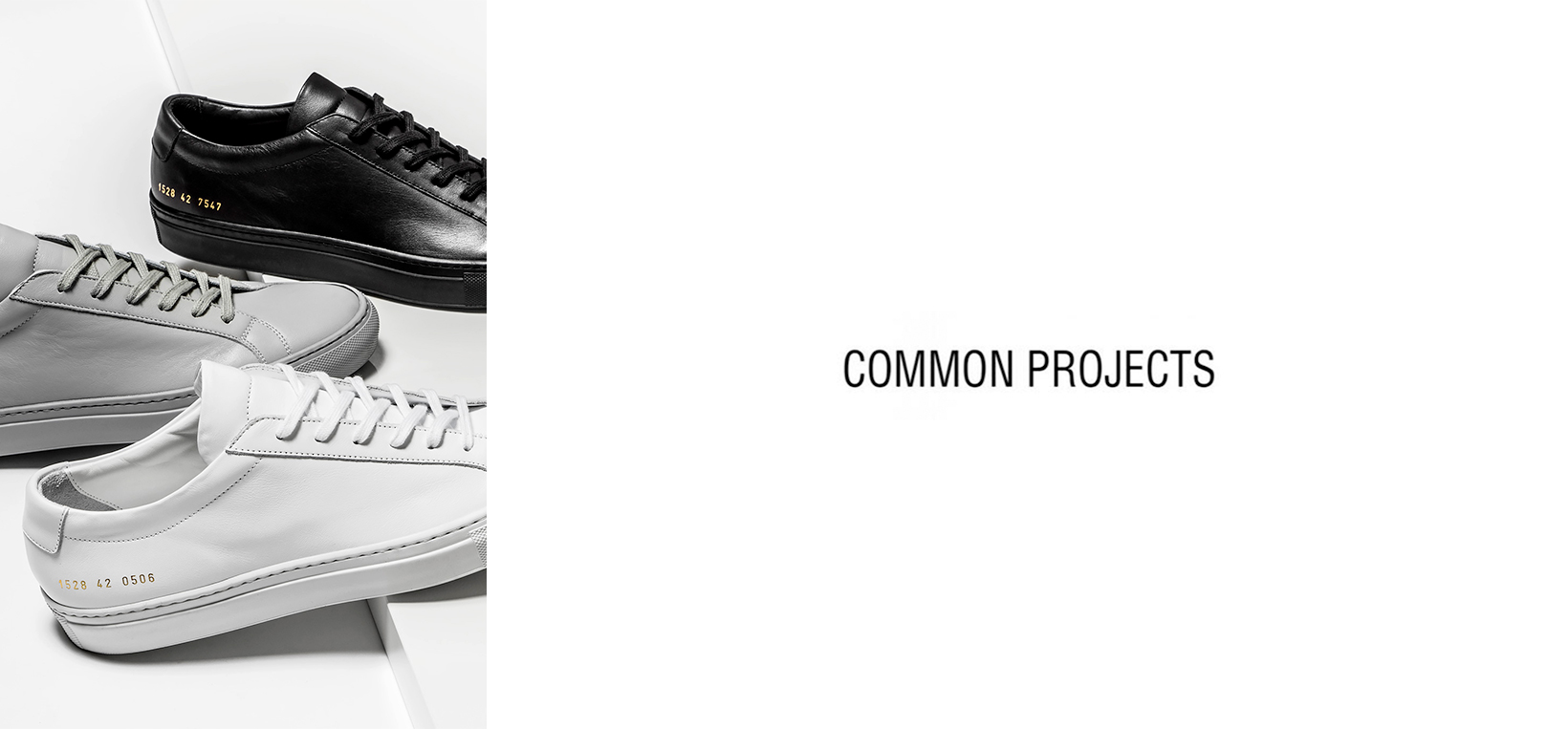 COMMON PROJECTS - Men - Leam Roma