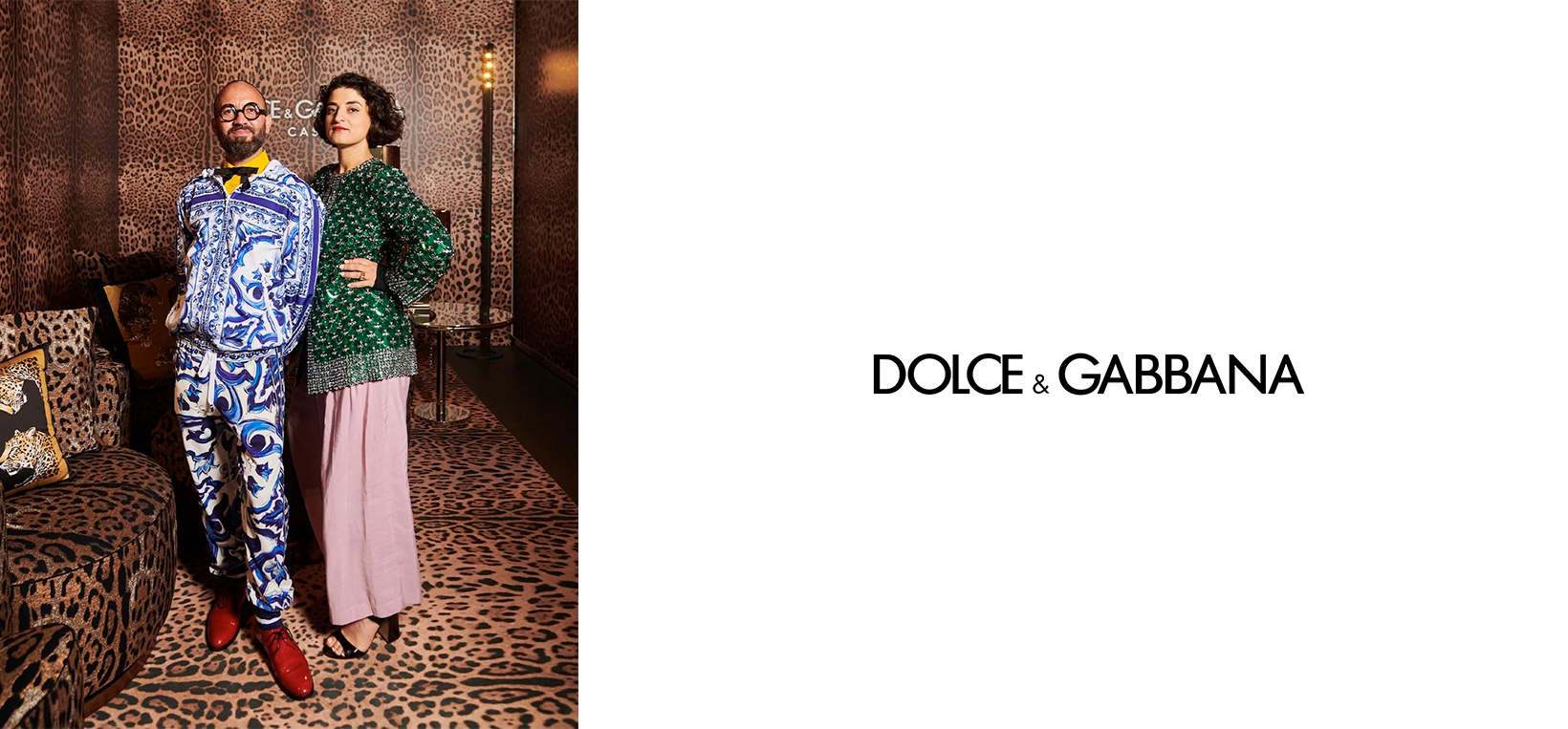 DOLCE&GABBANA - Men - Leam Roma