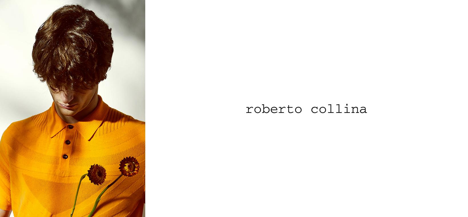 ROBERTO COLLINA - Uomo - Leam Roma
