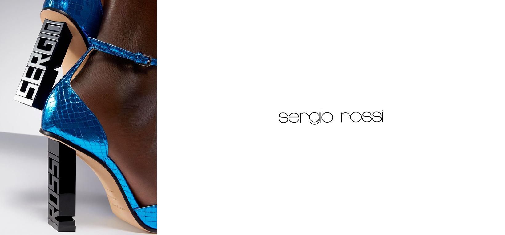 SERGIO ROSSI - Donna - Leam Roma