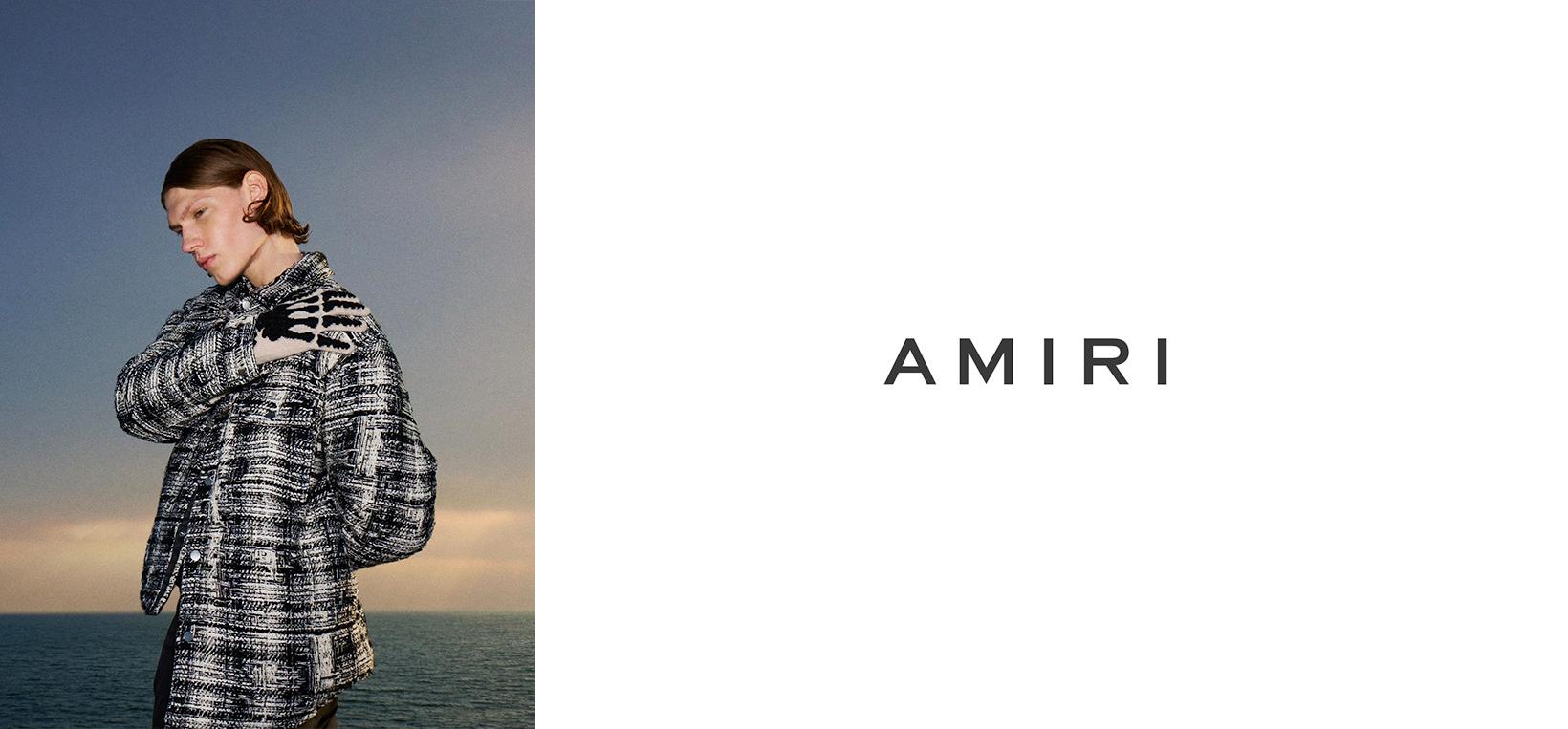AMIRI - Uomo - Leam Roma