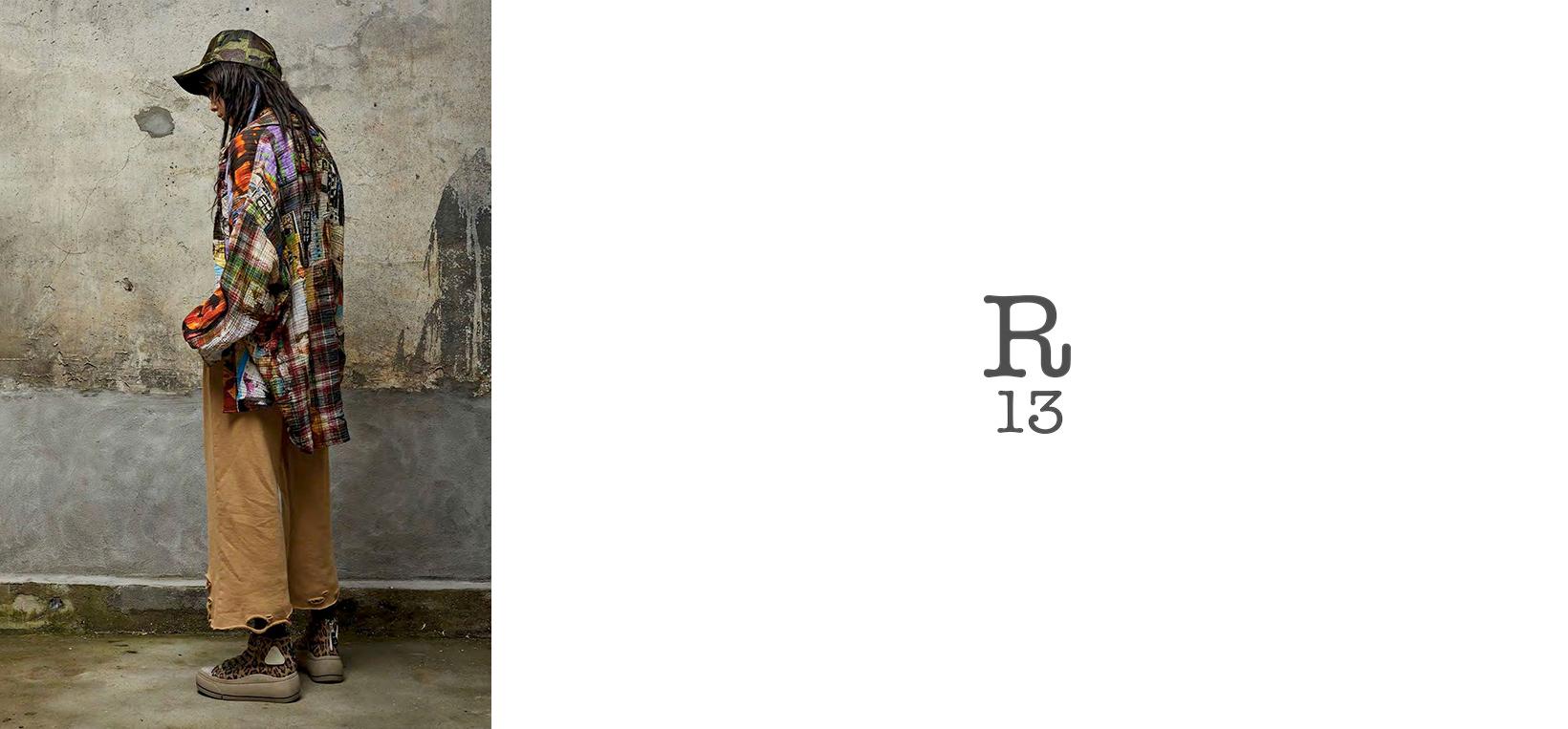 R13 - Women - Shoes - Leam Roma
