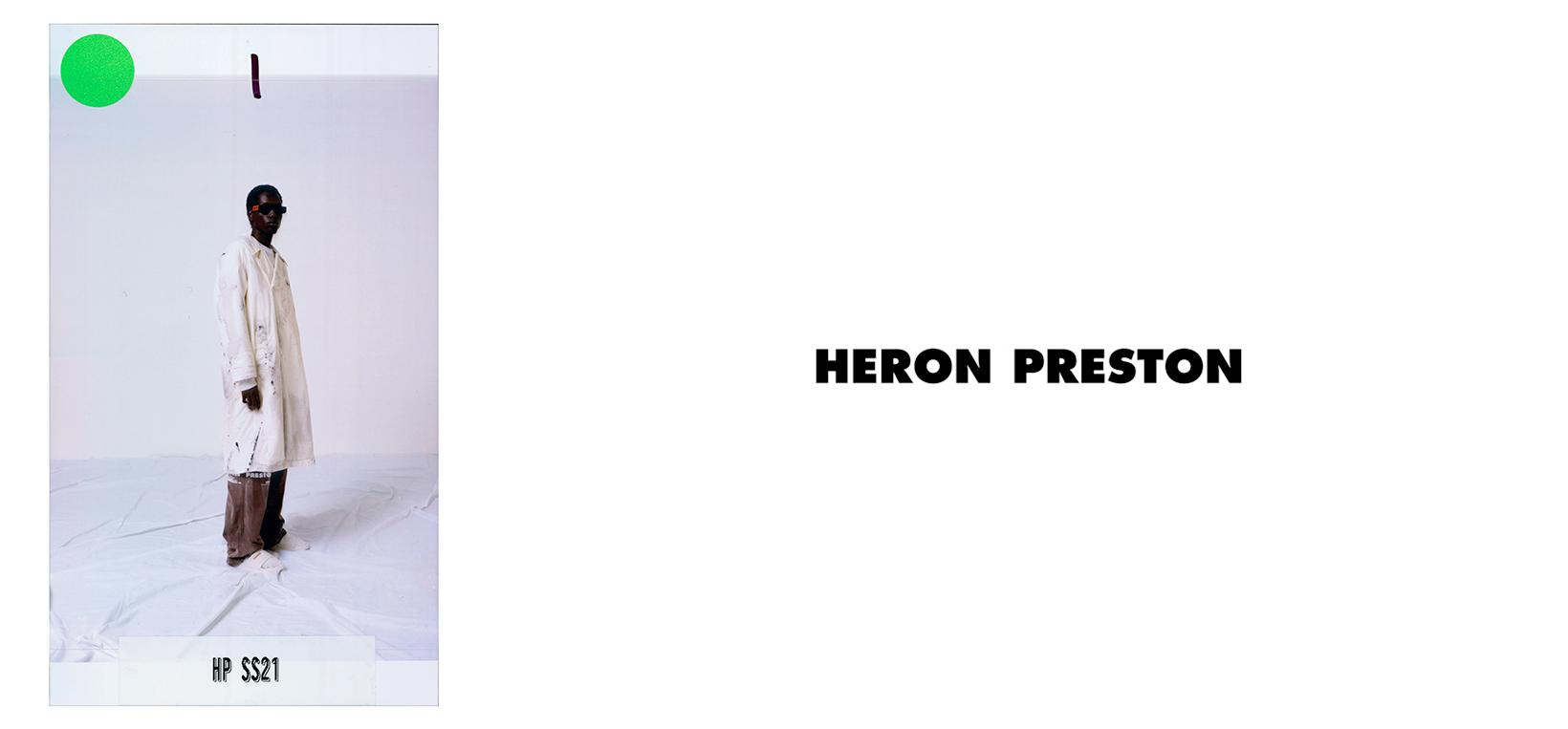 HERON PRESTON - Men - Leam Roma