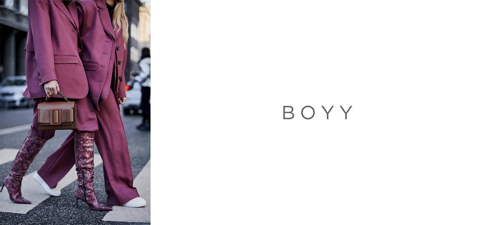 BOYY - Donna - Leam Roma