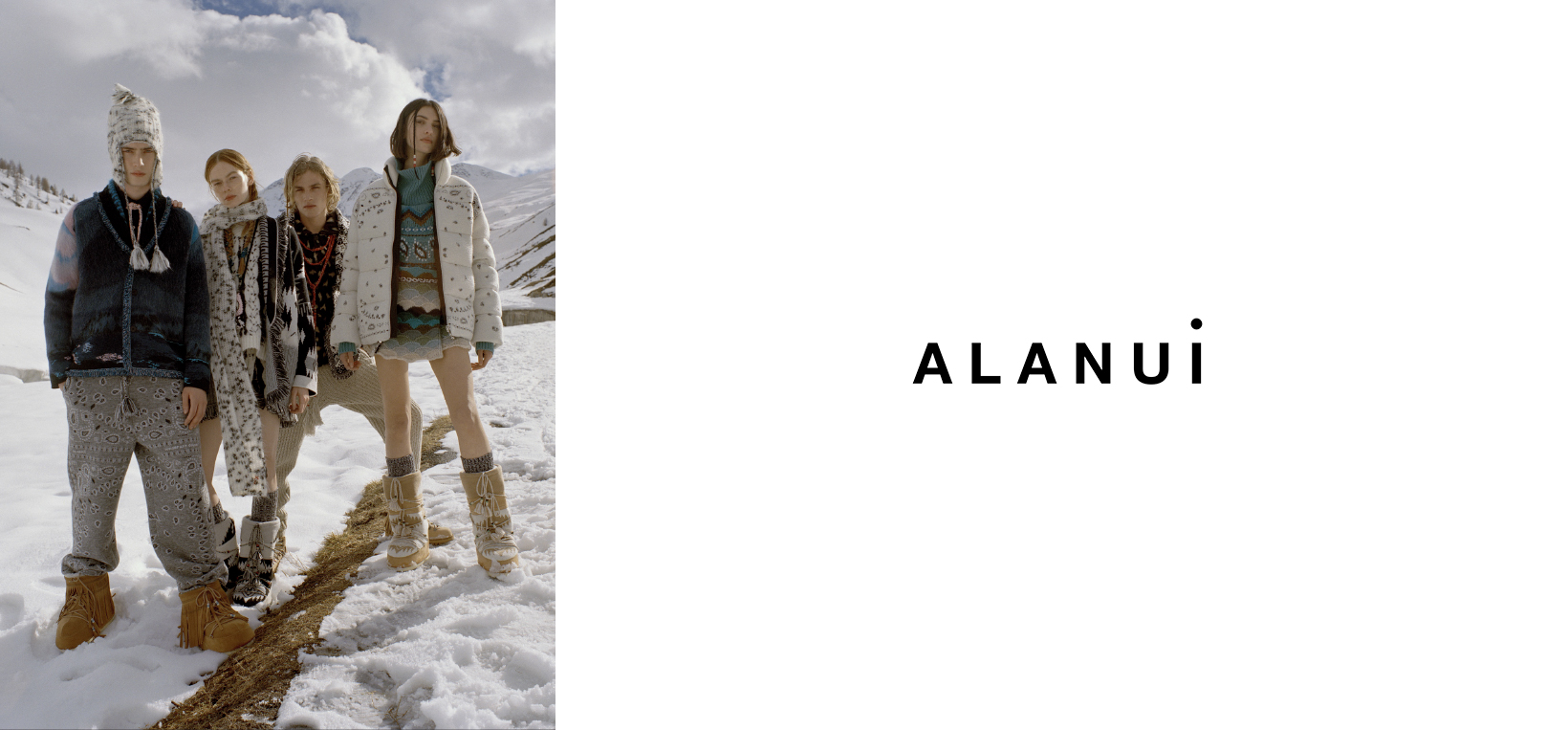 ALANUI - Women - Clothing - Leam Roma