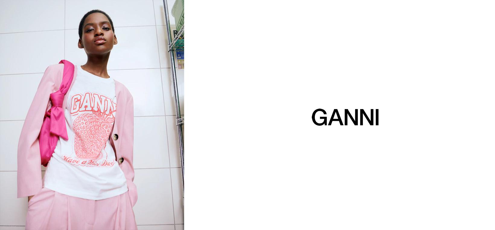 GANNI - Women - Clothing - SHORT - Leam Roma