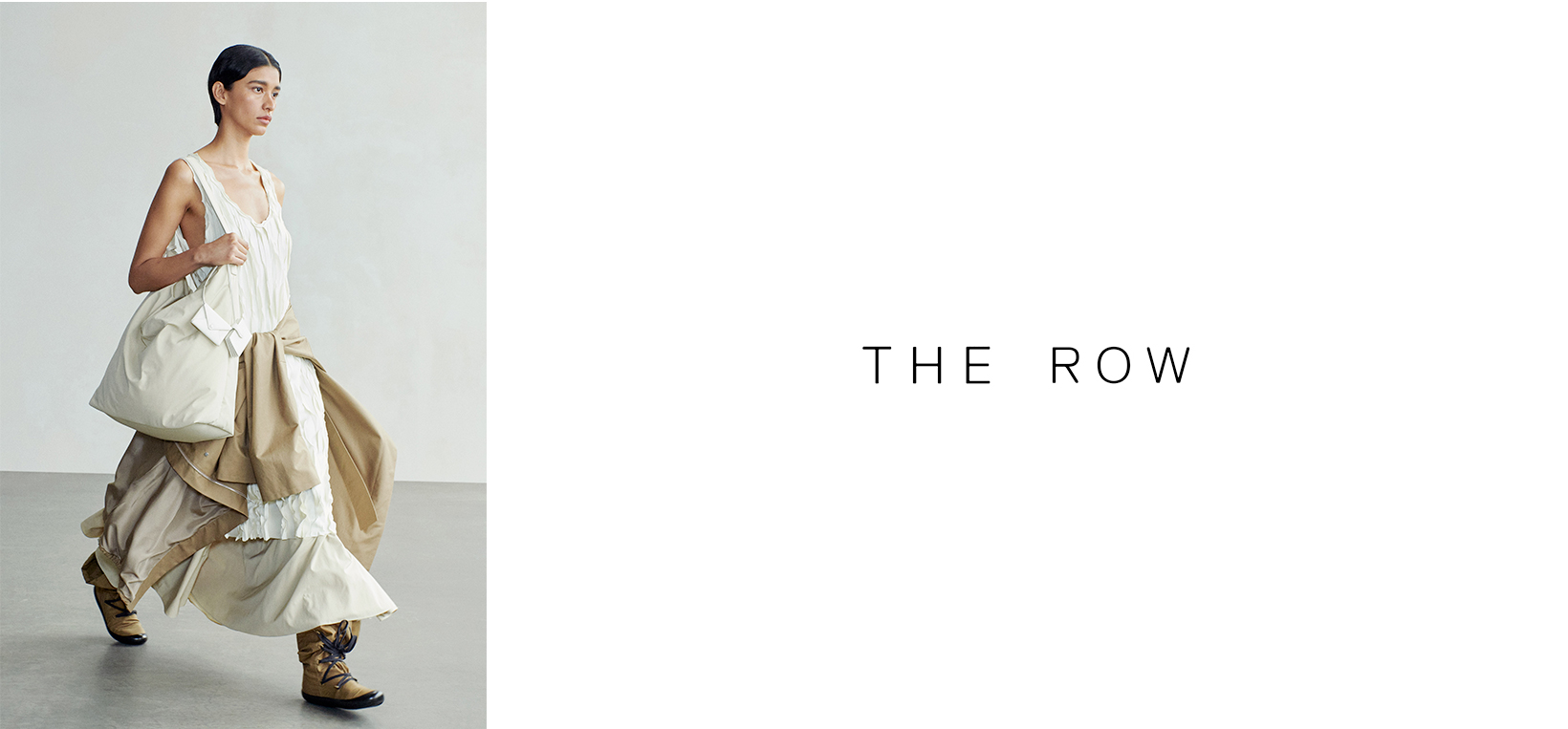 THE ROW - Women - Leam Roma