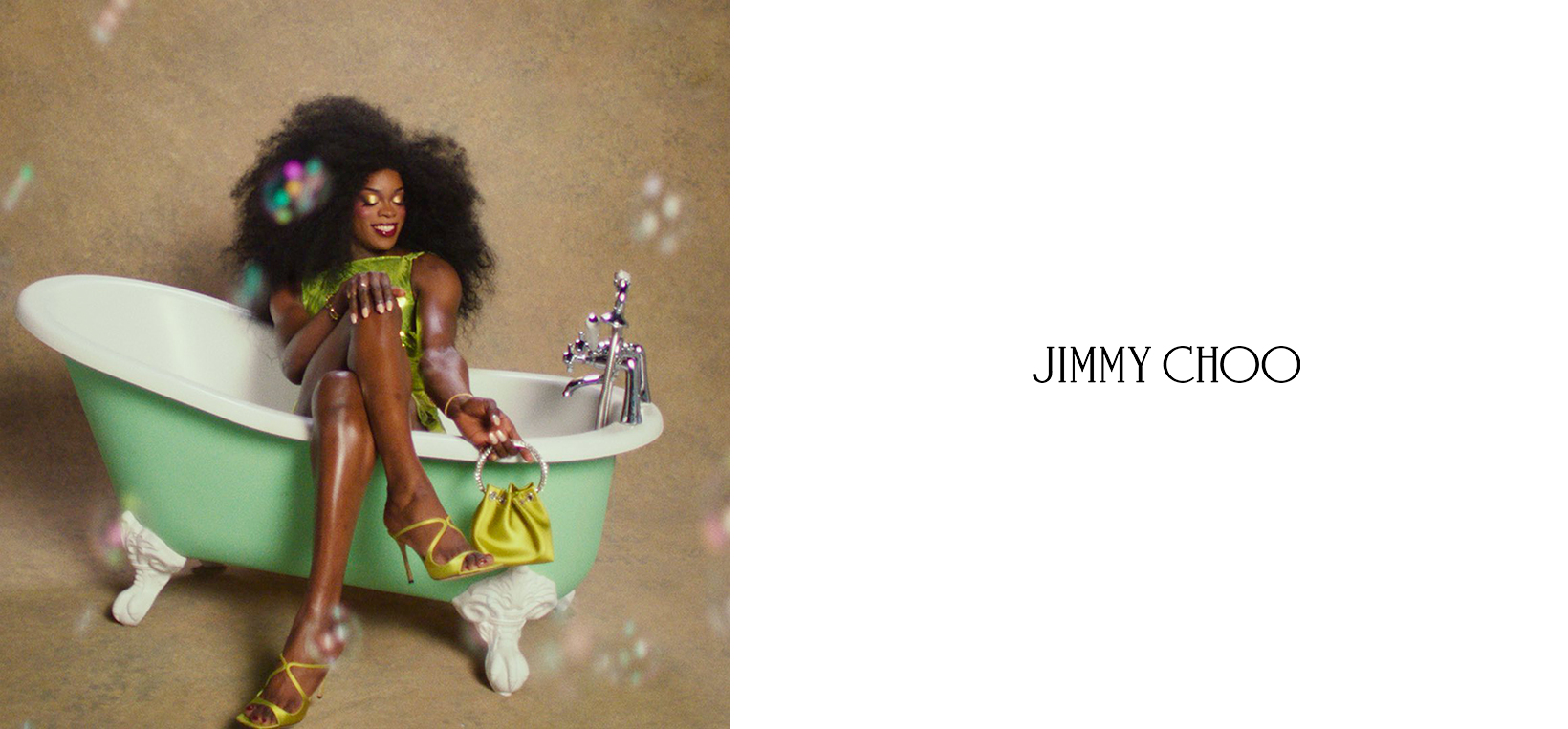 JIMMY CHOO - Women - Leam Roma