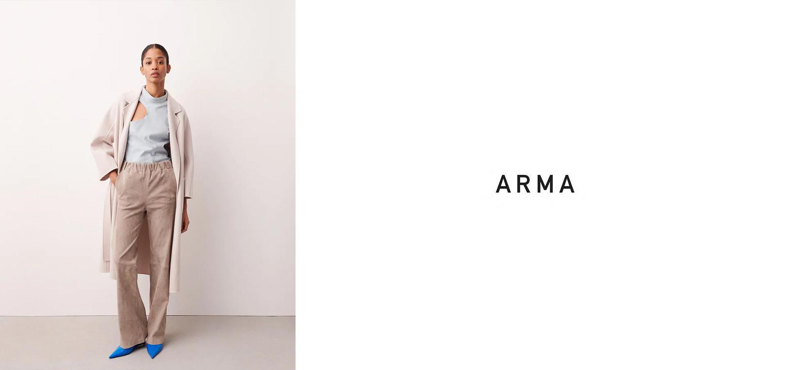 ARMA - Women - Leam Roma